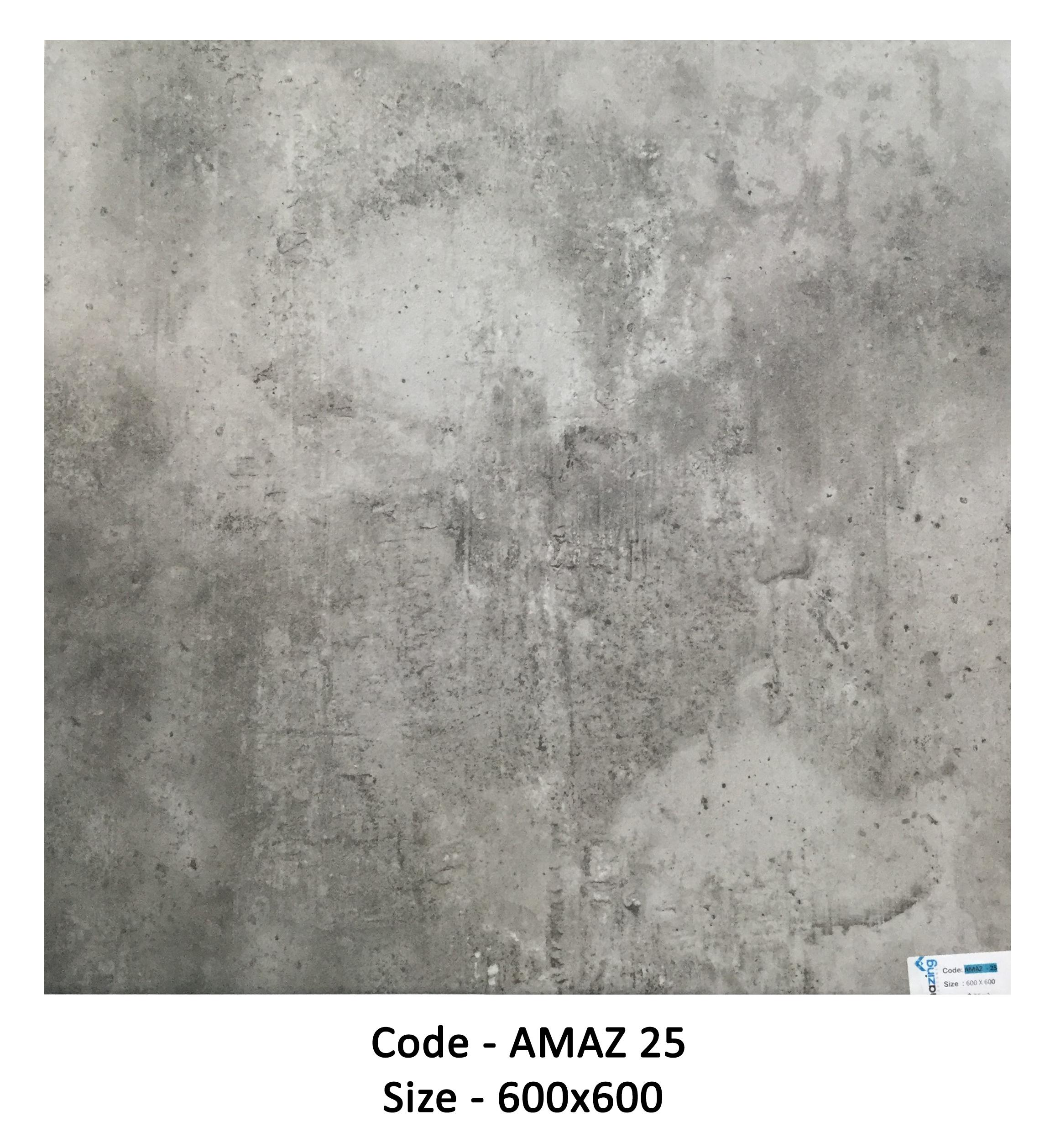 AMAZ 25 Grey Concrete