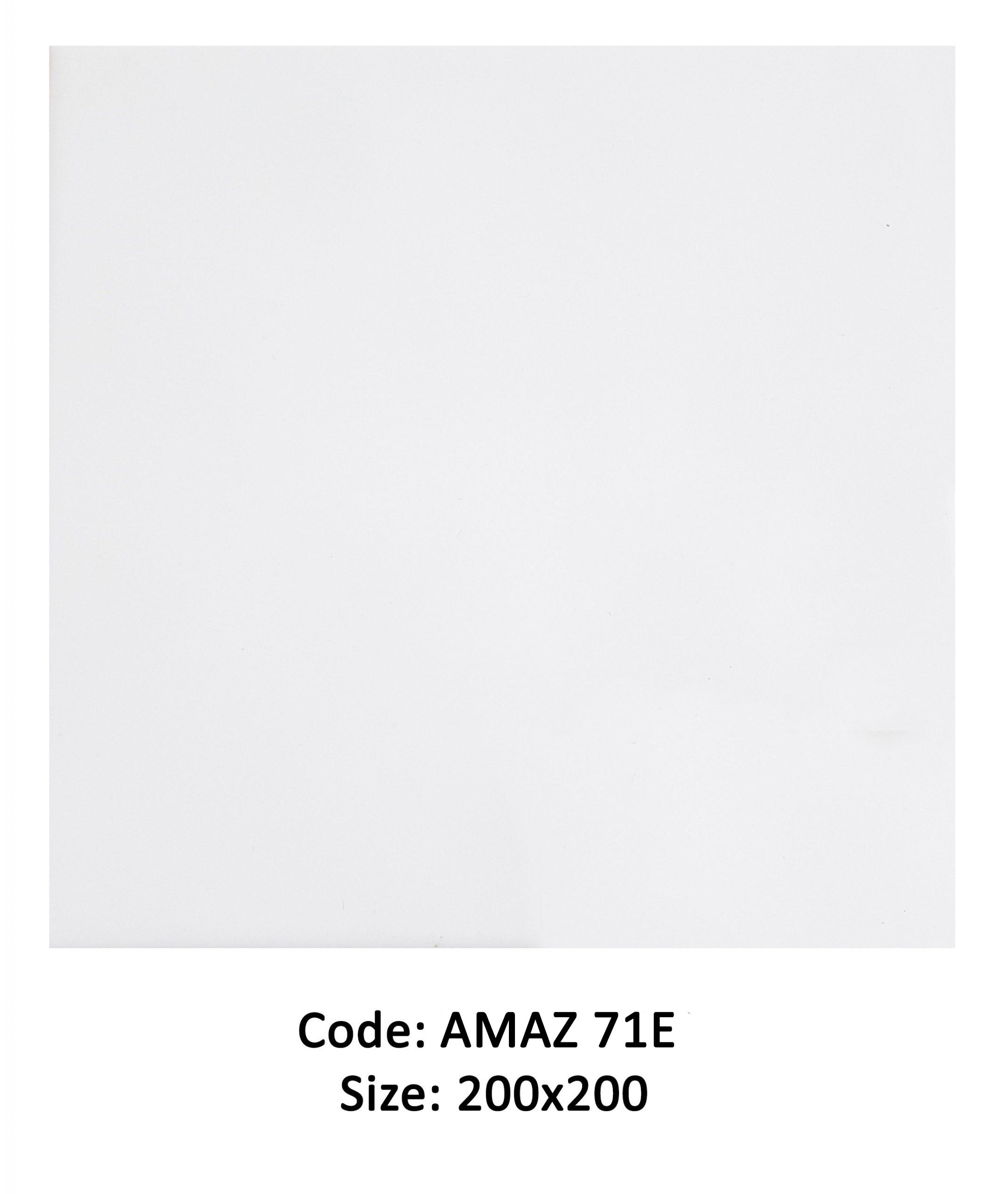 AMAZ 71E – White Gloss (Ripple)