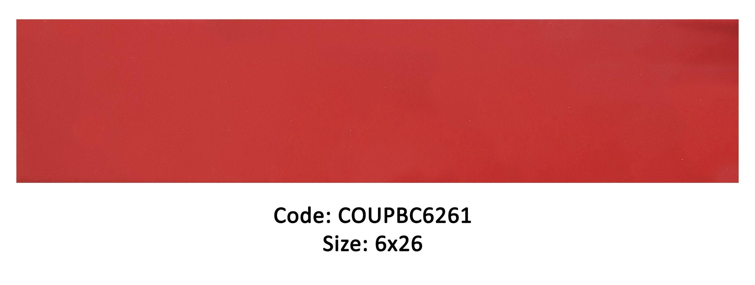 AMAZ COUPBC6261 – Burnt Orange Subway Tile