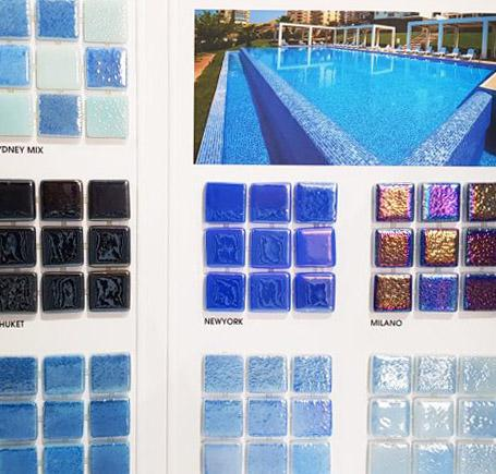 POOL TILES ONLY ON SPECIAL ORDER